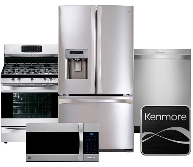 Kenmore-appliances
